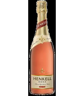 Kvaliteetvahuvein HENKELL ROSE roosa/kuiv 12,5% 75cl