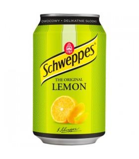 Tonic Schweppes Lemon 330ml