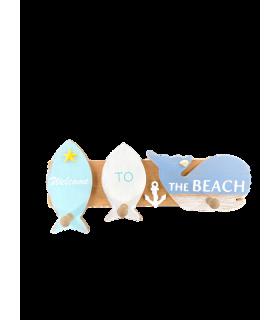 Nagi 3ne The Beach 35x15cm