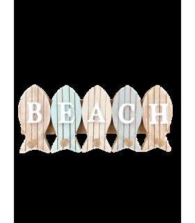 Nagi 5ne Beach 37x16cm