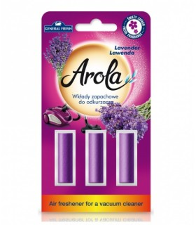 Tolmuimeja värkendaja Arola (lavendel) 3tk