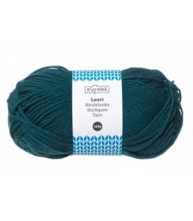Lõng Kehrä Wool Thread roheline Petrol 100g