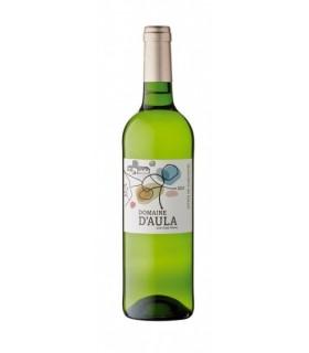 Vein KGT DOMAINE D'AULA 2019 valge/kuiv 11% 75cl