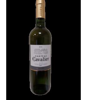 Vein KPN Chateau du CAVALIER BLAYE 2018 valge/kuiv 12.5% 75cl