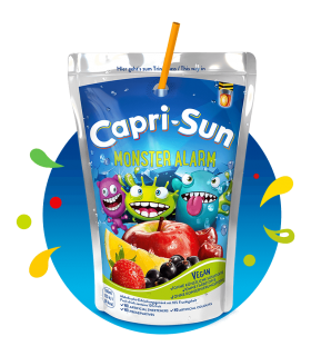 Capri Sun Fun Alarm kõrremahl 200ml